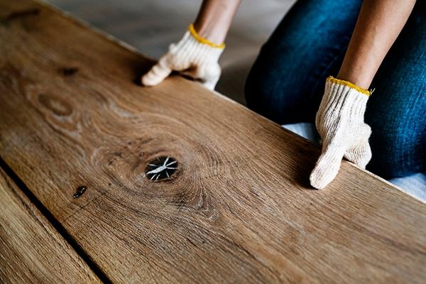 flooring repair service