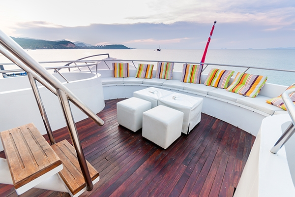 specialty service boat flooring